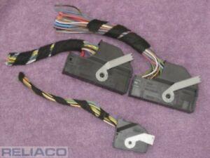 BMW-E87-E90-1-3-Serie-Luz-Control-Modulo-Ecu-Cableado-Conectores-EKS-Reposapies