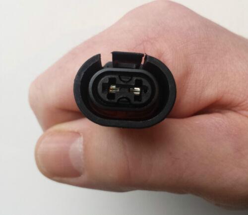 FREE FINISHING KIT VW BRAKE PAD WEAR CONNECTOR 357973322 PRE WIRED  FREEPOST