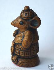Church Mouse Ornament Scottish Highlander Cute Collectable Mice Gift Tartan Skye