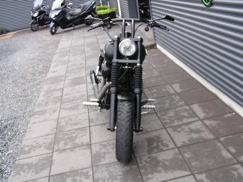 Harley-Davidson, FXDC Super Glide, ccm