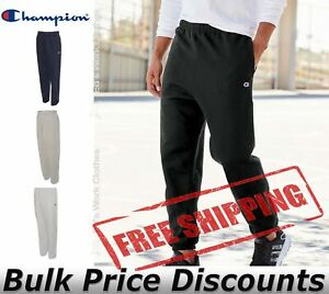 Champion-Mens-Reverse-Weave-Sweatpants-with-Pockets-RW10-up-to-3XL