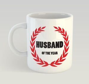 Husband-Of-The-Year-Funny-Mug-Gift-Novelty-Humour-Birthday-Valentines