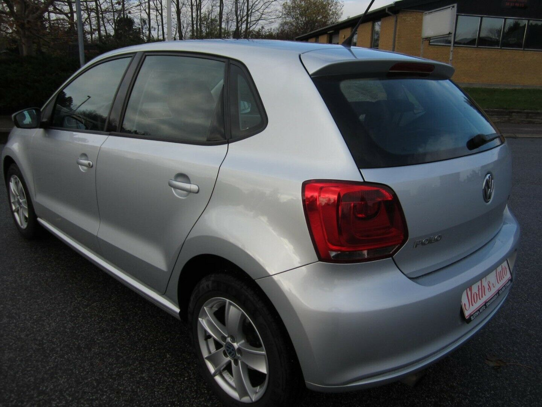 Brugt VW Polo TSi 90 Comfortline i Solrød og omegn