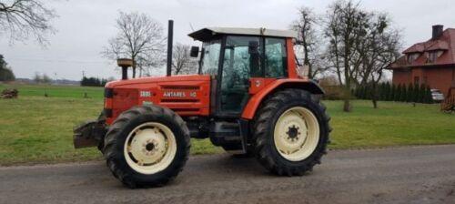 130 tractores-Manual de taller. Mismo Antares 100-110