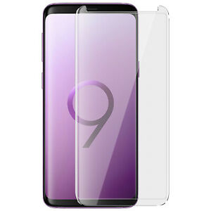9H-VETRO-TEMPERATO-PROTEGGI-SCHERMO-per-Samsung-Galaxy-S9-ULTRA-CLEAR
