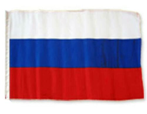 "12x18 12/""x18/"" Russia Sleeve Flag Boat Car Garden"