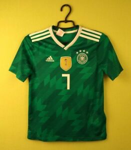 a7ddf1249 Germany jersey shirt  7 2017 2018 Away adidas football soccer size M ...