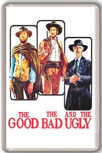 1967 THE GOOD THE BAD AND THE UGLY FRIDGE MAGNET IMAN NEVERA 7IgbcI69-09160340-834993265