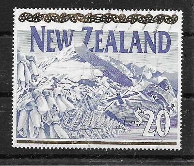 Briefmarken Australien, Ozean. & Antarktis Aufrichtig E990 Neuseeland Minr 1333 O