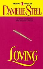 Loving, Danielle Steel, 0440146577, Book, Acceptable