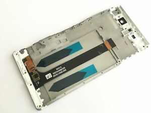 White-Full-LCD-display-Touch-screen-frame-for-Sony-Xperia-XA-Ultra-F3211