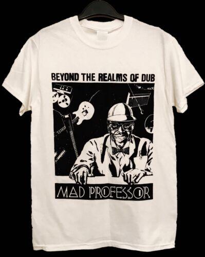 Mad Professor Reggae Dub Pro T-shirt Tee S,M,L,XL /& 2XL