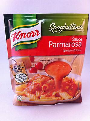 4x  Knorr Feinschmecker Parmarosa  Sauce  56g  (100g/3,34€)