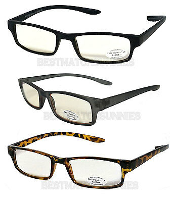Pro Computer Anti Reflective Hang Neck Tinted Lens Reader Reading Glasses RG32