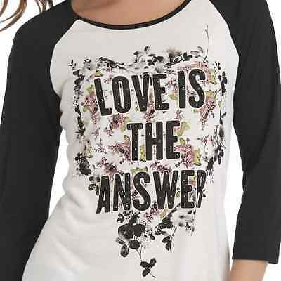 Womens 3//4 Sleeve Raglan Tops Shirt Music Notation Tops