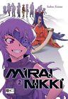 Mirai Nikki 02 von Sakae Esuno (2011, Taschenbuch)
