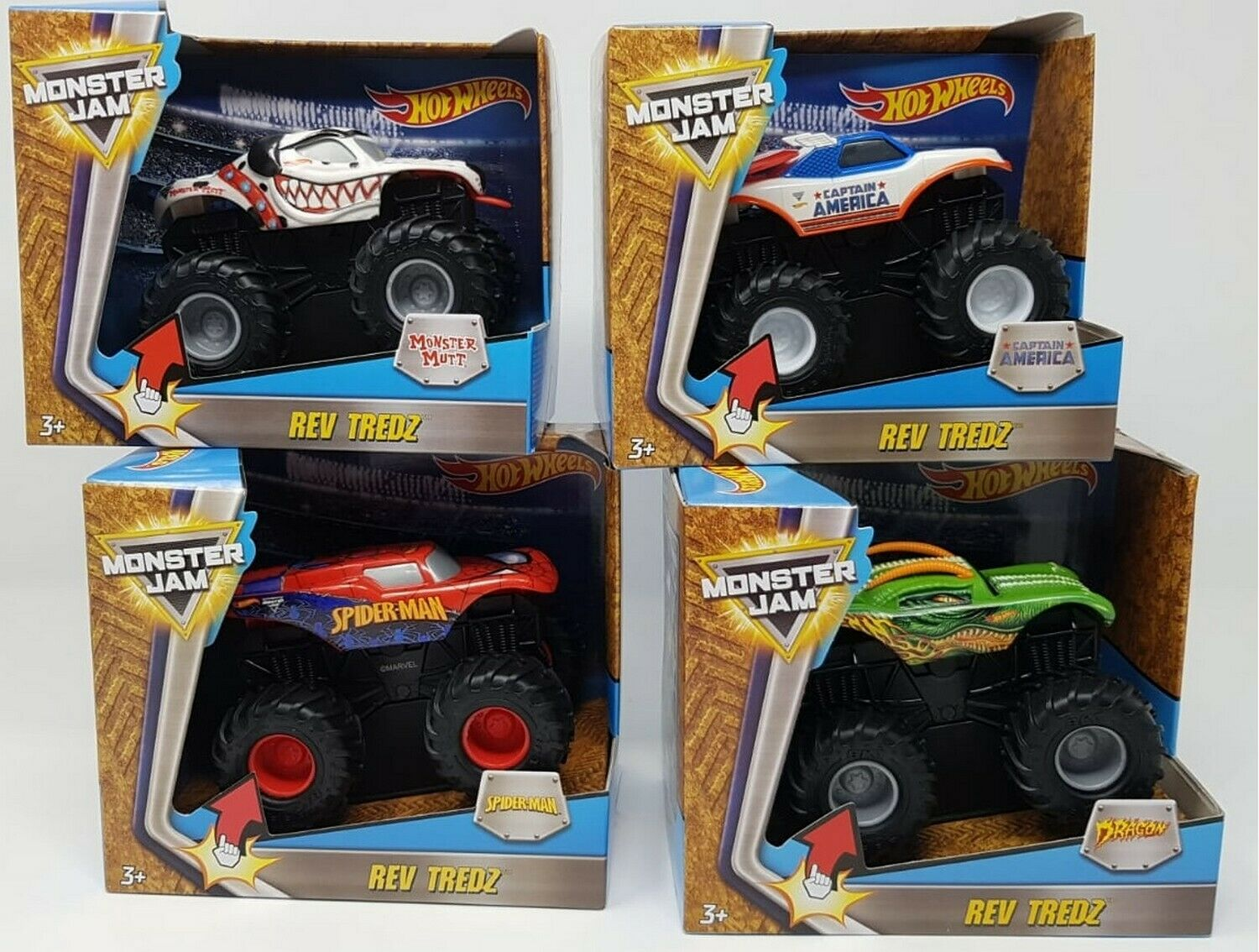 Hot Wheels Monster Jam Pirate Takedown Playset For Sale Ebay