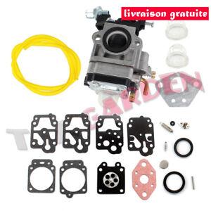 Carburateur-Kit-Membrane-Reparation-Debroussailleuse-43cc-52cc-Tondeuse-Chinoise