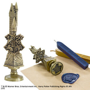 Harry Potter Hogwarts Wax Seal NOBLE COLLECTIONS