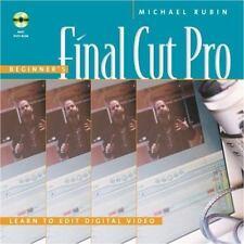 Beginner's Final Cut Pro: Learn to Edit Digital Video-ExLibrary