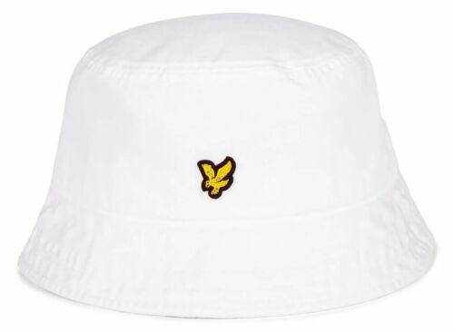 Lyle /& Scott Bucket Hat in White