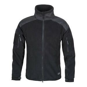 Helikon Tex Liberty Heavy Fleece Jacket Outdoor Veste Black Noir 3xl Xxxlarge-afficher Le Titre D'origine Exquis (En) Finition