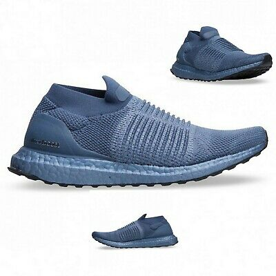 Adidas Ultra Boost Laceless Womens Running Shoes AC8193 | eBay