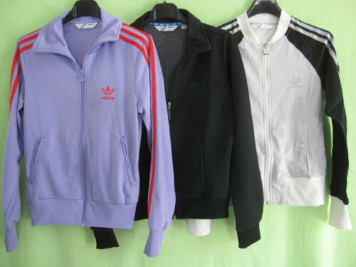 Lot Vintage38 3 Jacket Style Veste Trefoil Femme Adidas Originals ukOZTwXiP
