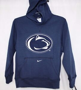 Details about NEW Kids Youth Boys NIKE Penn State Nittany Lions Logo NCAA Hoodie  Sweatshirt 351368a65