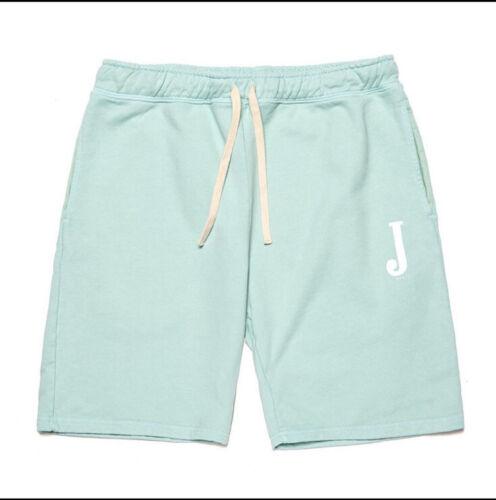 Standard Issue Tees JSP Sweatshorts Large Mint Gre