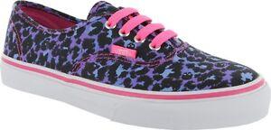 Vans AUTHENTIC - LEOPARD Womens Shoes