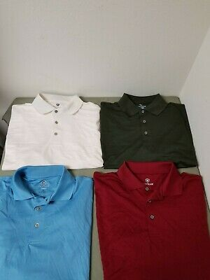 New Mens Pro Tour Cool Play Long Sleeve Golf Polo Shirt. 4 colors to choose. | eBay
