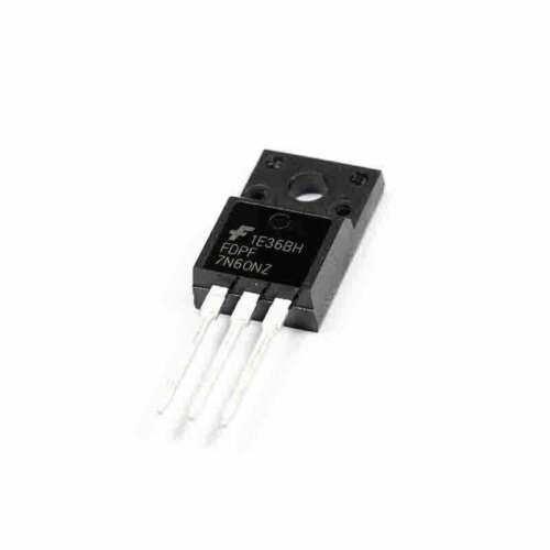 5PCS FDPF7N60NZ MOSFET N-CH 600V 6.5A TO-220F FDPF7N60 7N60 FDPF7N60N 7N60N 7N60