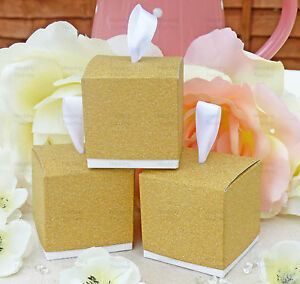 All-that-Glitters-Sparkle-Gold-Glitter-Wedding-Favour-Box-With-Ribbons