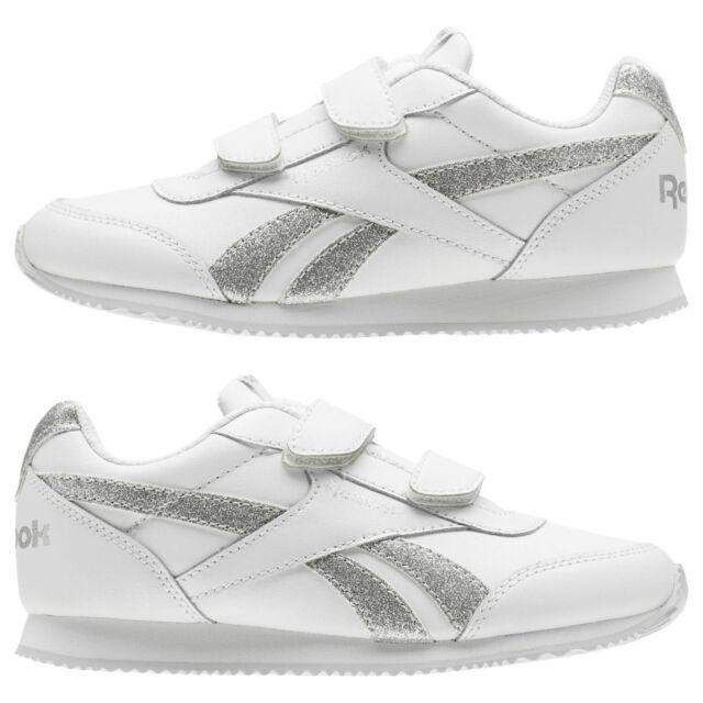 ed6033182d7 Reebok Classic Girls Shoes Sneaker Kids Royal Jogger 2.0 2V Silhouette  CN1326