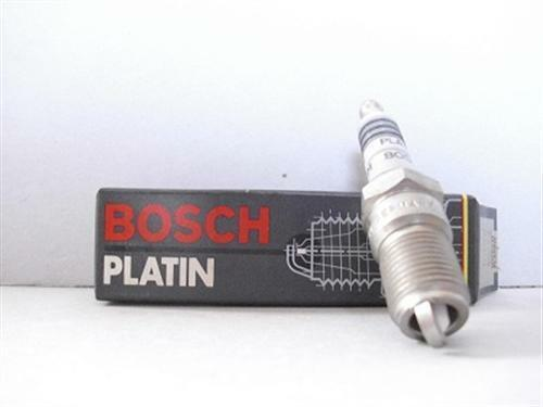 4x Bosch Zündkerze W6DP Platin Spark Plug Bougie Candela Bujía Tennplu