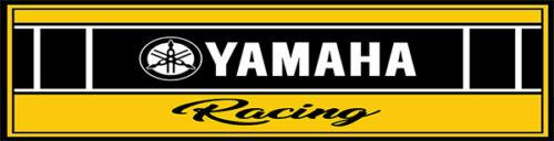 Garage etc K Roberts Yamaha Racing Door Sign Great for Work Shop Wall Plaque