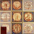 Mitteldeutsche Barockkantaten II von Michael Zabanoff,Chor der Biederitzer Kantorei,Steve Wächter,Heidi Maria Taubert,Kammerchor der Biederitzer Kantorei (2015)