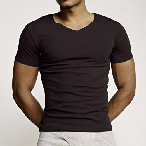 Neuf 2 Pack moseri Hommes de tricots en coton égyptien Tank Tee T-shirt underlayers