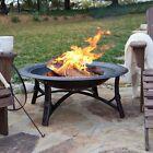 Fire Sense 35 in. Roman Fire Pit, 35 diam. x 21H in.