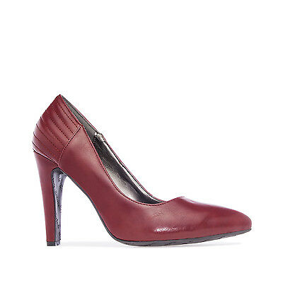 Andres Machado Damenschuhe Pumps Gr. 33 in Soft Vino