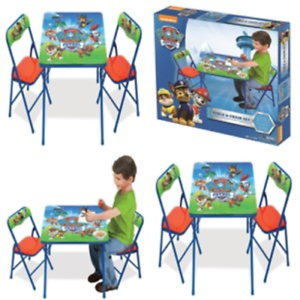 Image Is Loading Activity Table Set 2 Chairs Kid Boy Girl