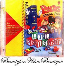 Psalty Singalong Jesus Worship Songs for Li'l Praisers God is Good Christian CD