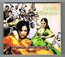 MAHALA RAI BANNA - GHETTO BLASTERS - 13 TRACKS - 2009 - NEUF NEW NEU