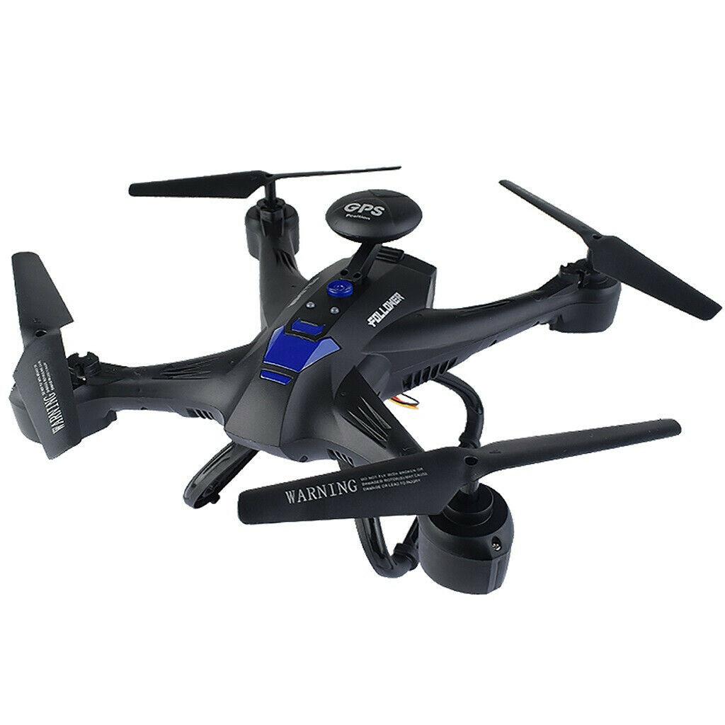 RC 300m drone GPS 2,4ghz WiFi FPV 720 p HD cámara fija punto RC quadcopter Drone