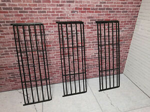 Jail-cell-Kit-Wall-Unit-1-10-1-12-scale-Action-Figure-Diorama-Prop-Doll-House