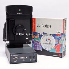 Leaf Volare+SinarCam+Nikon F Lensboard+Software+Cables - 42BIT COLOR STUDIO CAM!