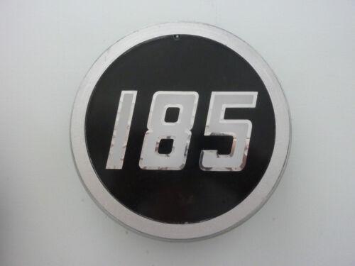 precio Por Par Massey Ferguson Circular Medallones mf185