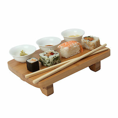 Dexam Sushi Serving Set - Japanese Serving Kit