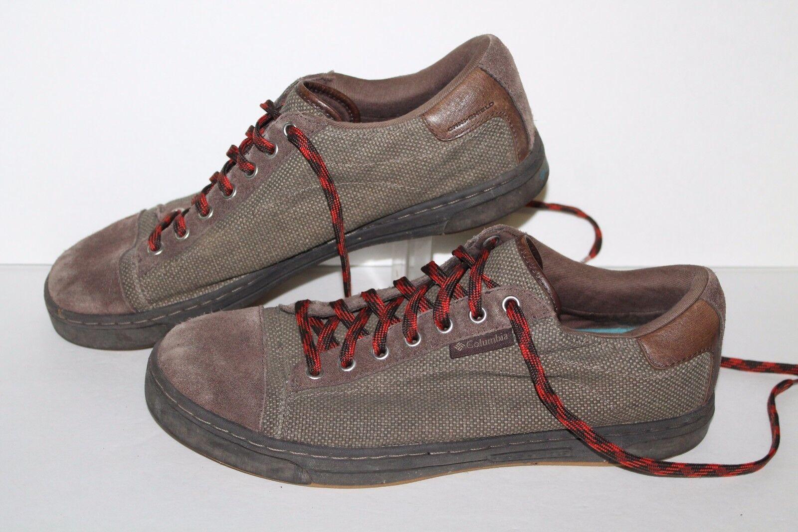 Columbia Norton Casual Shoe, Tobacco Brown, Mens US Size 13